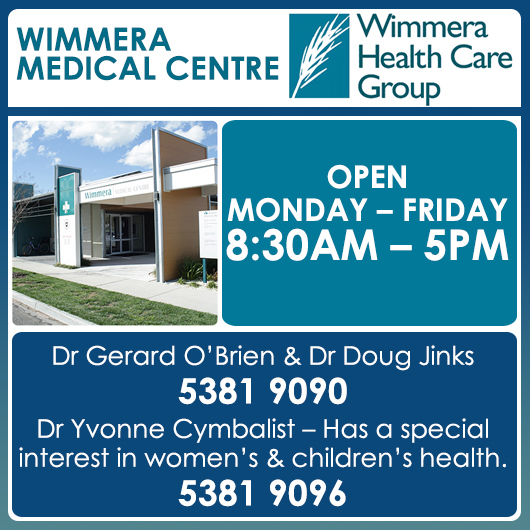 Wimmera Medical Centre - Doctors-Medical Practitioners ...