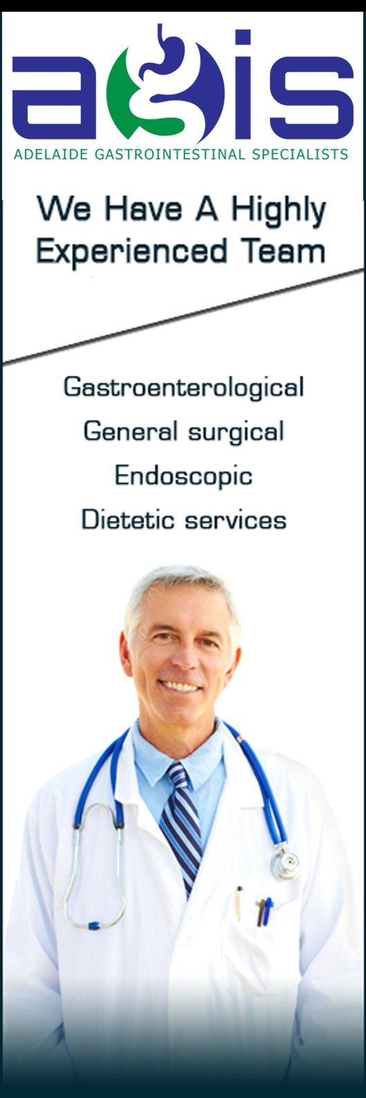 Adelaide Gastrointestinal Specialists - Gastroenterology